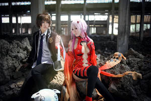 Guilty Crown_Reminisce by vicissiJuice