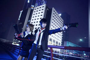 PSYCHO-PASS 03 by vicissiJuice