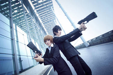 PSYCHO-PASS 06 by vicissiJuice