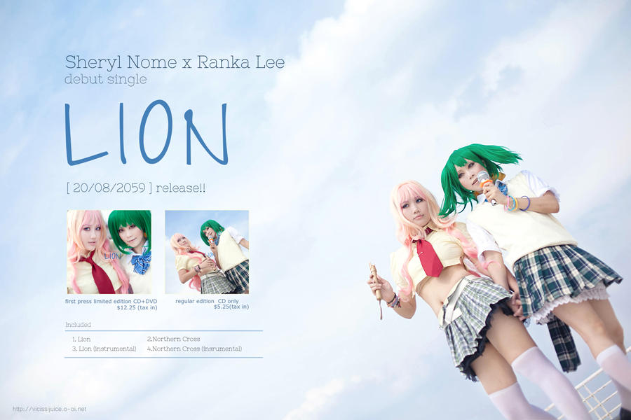 LION 01 by vicissiJuice