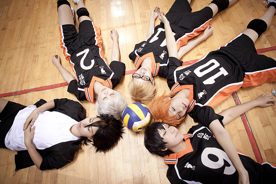 Haikyu!! 01 by vicissiJuice