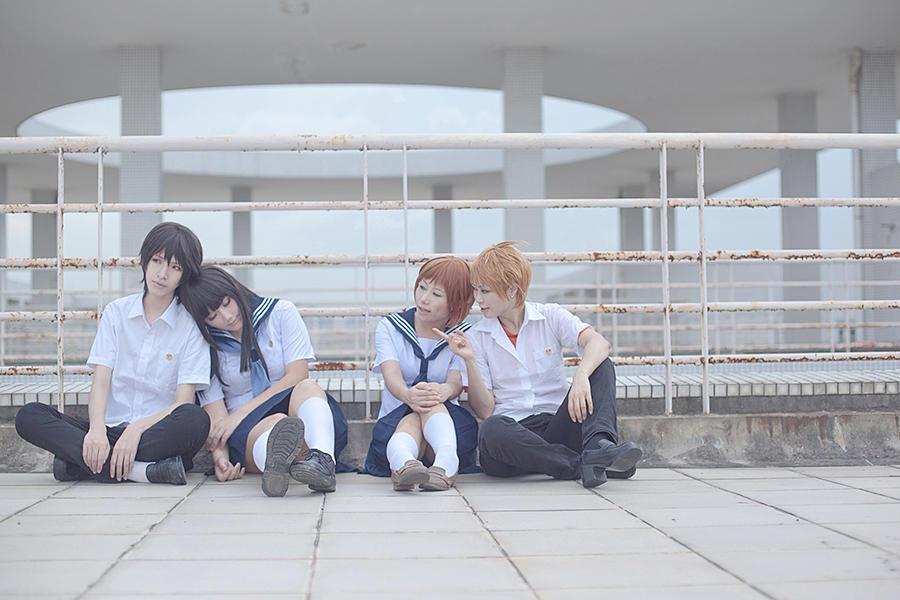 Hyouka 01 by vicissiJuice