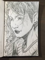 Woman. Portrait. by aminamat