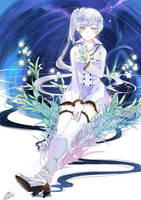 Weiss_Schnee_ by Ricemo