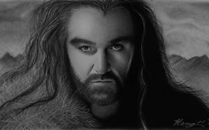 Thorin Oakenshield | King Under the Mountain by HarryMichael