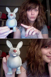 ho bunny by xantigirlx