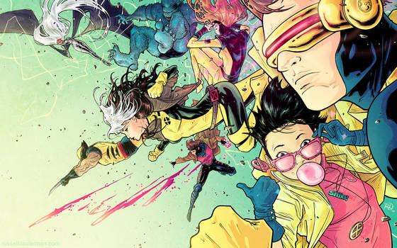 90s X-Men by RDauterman