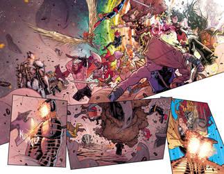 Thor #8 p1-2 by RDauterman
