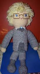 Wheatley Crochet Chibi Ami by Diranda