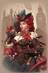 Victorian Secret - COLOR by Malkamok