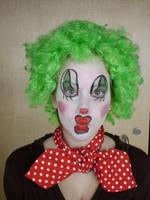 Mean, Green, Clown Machine by HannibalSmurf