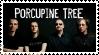 Porcupine Tree Fan Stamp by DragonBlast71