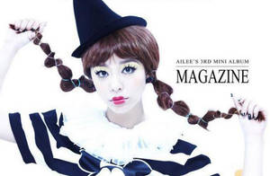 [Full Album] Ailee - MAGAZINE (3th Album) by AsianEditions