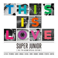 [Full Album] Super Junior - 'THIS IS LOVE' by AsianEditions
