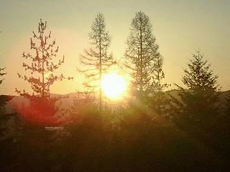 Northern Idaho Sky 01 by danilyon