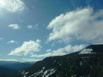 Northern Idaho Sky 02 by danilyon