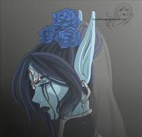 Ghost Bride Morgana by vyneria