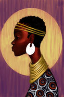 Africa by zigbone