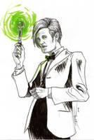 Dr. Who? by Adm-James