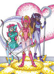 Princess Gwenevere and the Jewel Riders by Adm-James