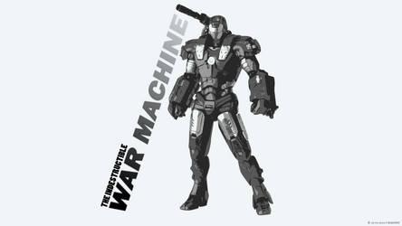 War Machine (wallpaper HQ) by weavel89