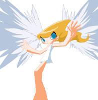 Angel DeeDee by BlitzKreg-Trixie