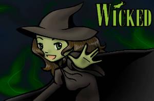 Wicked FA by BlitzKreg-Trixie