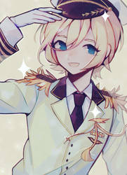 Elegant Pilot Eichi by Ferocious-bite