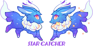 Bealet Auction - STAR CATCHER ( CLOSED ) by hunniebuzz