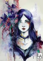 beautiful mind by LucyAnori
