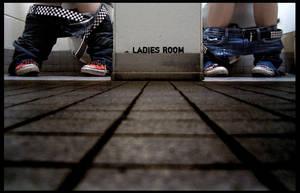 Ladies Room Version 2 by whorer-movie