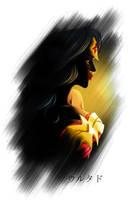 Wonder Woman by Jan-ilu