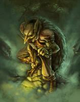 Goblin by Jan-ilu