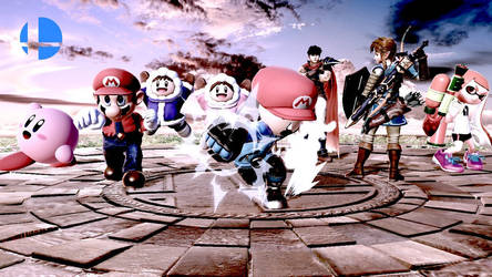 The Smashing Crew by TigerfishAori