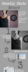 Ghostly Photo Effect Tutorial by Planet37