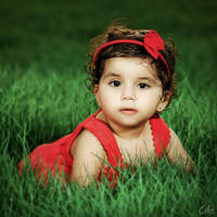 Little Red by Eibography