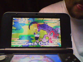 Uber geeko soultimate move: Geck out! second try. by blackgeno