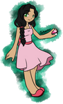 PI: Shannon Trainer Chibi Commission by KikiLime