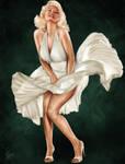 Norma Jean by Pixel-Slinger