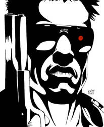 The Terminator by Ble4ch