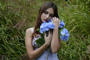 Flora - HD - Exclusive Stock by FrancescaAmyMaria