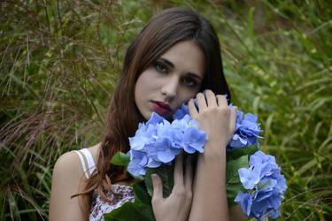 Flora - HD - Stock by FrancescaAmyMaria