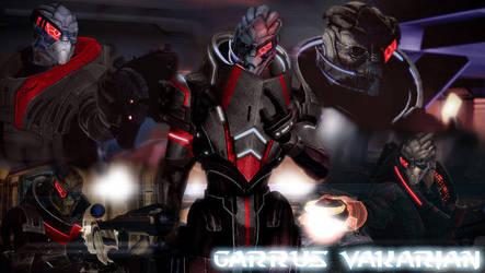 Spectre Garrus by Garrus-Vakarian-SW