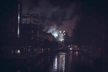 Industrial by pjukar