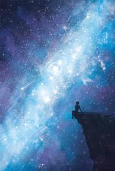 Starry Night by moisesrodriguez-art