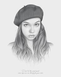 Voice Portrait by moisesrodriguez-art