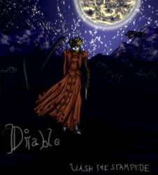 Diablo Color by Magnet-Rose