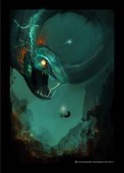 Sea Dragon by anna-elizabeth