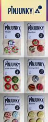 PINJUNKY Pins by Poof2507