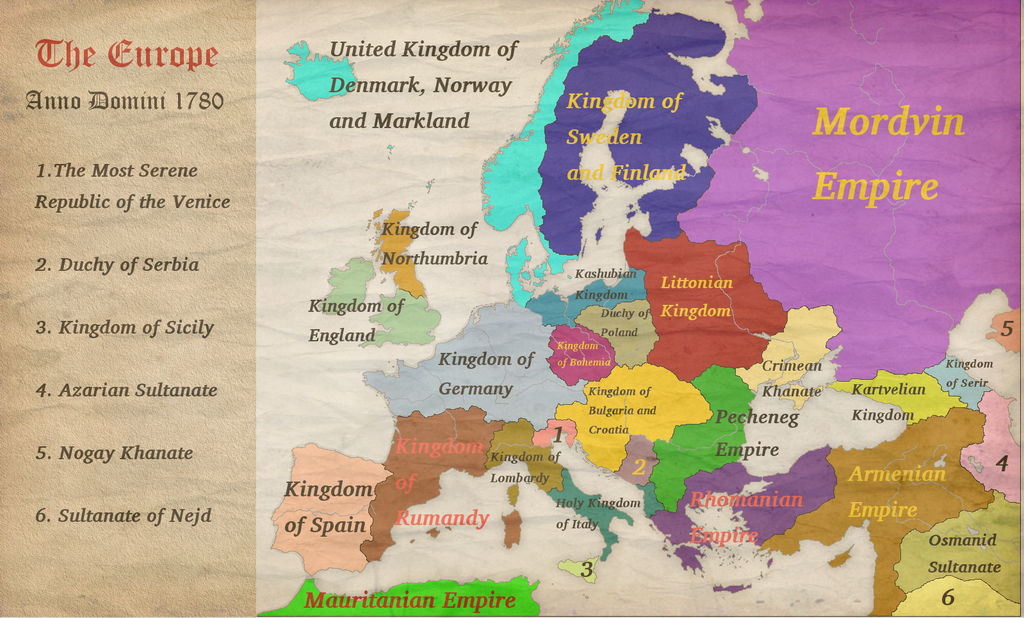 Map Of Europe 1780.Poitiers Europe 1780 By Artaxes2 On Deviantart